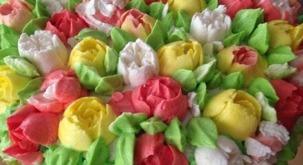 Torta mille colori