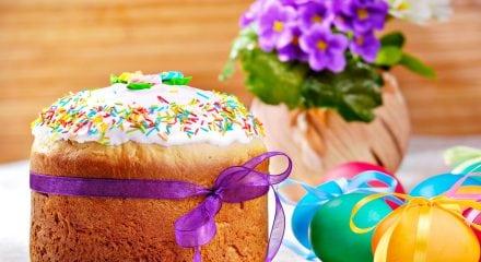 Torta Dolce di Pasqua (o Casatiello Dolce)