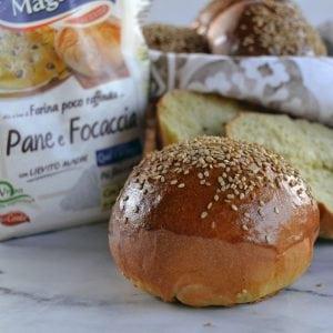 farine magiche pane e focaccia