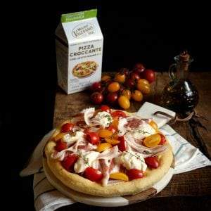 pizza croccante molino vigevano