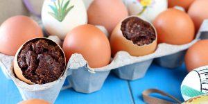 Uova di Pasqua fai da te, un'idea originale: gli Ovetti di Brownie