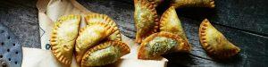 Cassoncini fritti agli spinaci