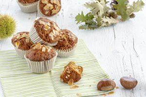 Muffin allo sciroppo d'acero